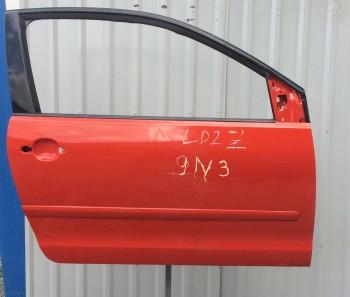 VW Polo 9n3 Tür vr vorne rechts