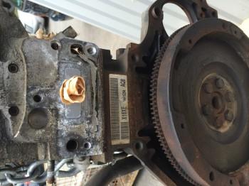 Motor X18XE Opel Vectra B / Astra G / Zafira 1,8 16V 85 KW 116 PS 168TKM
