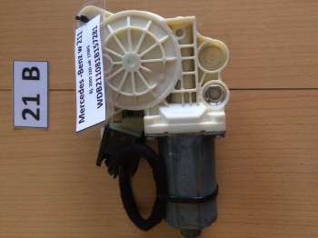 A2118202942 Mercedes E Klasse Fensterhebermotor VORNE LINKS A 211 820 29 42