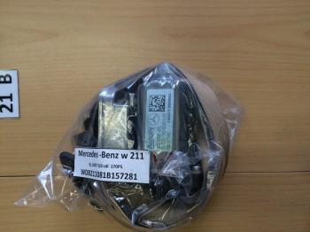 Mercedes W211 Gurt Sicherheitsgurt Anschnallgurt VR 2118604286 2118605686