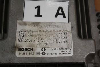 Ford Focus Motorsteuergerät BoschNr. 0281012489