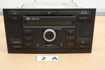 Ford Mondeo 1.8l Bj.05 Autoradio 6000 CD 5S7T18C815AE
