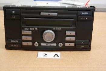 Ford Focus DA3 Bj.06 Autoradio 6S6118C815AF