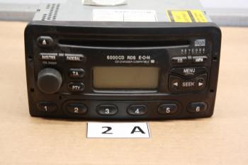 Ford Focus 1.8 BJ.02 Fiesta/Mondeo Radio CD YS4F18C815AA