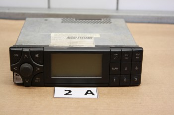 Ford Mondeo Radio Navigationsgerät 97BB18K931BA