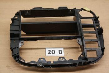 Ford Galaxy Verkleidung Rahmen Mittelkonsole 7M0858089N