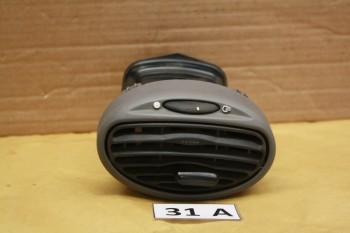 Ford Focus Lüftungsdüse in grau 98AB19893BJW