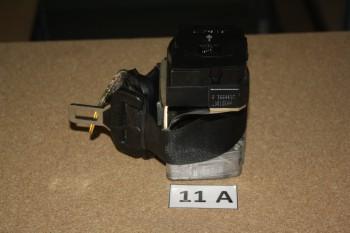 Mercedes W220 Lang  Sicherheitsgurt HL anthrazit 2208600385