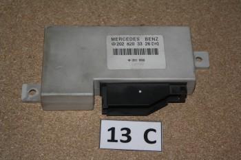 Mercedes W202 Steuergerät Absicherung A2028203326