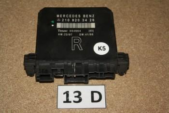 Mercedes W210 Türsteuergerät VR A2108203426