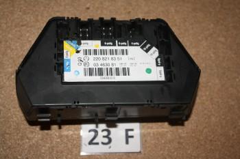 Mercedes W220 Sitzschalter Sitzverstellung HL 2208218351