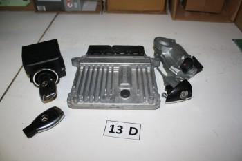 Mercedes E220 CDI Bj.07 Motorsteuergerät A0034469040