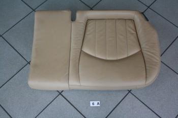 Mercedes W211 Sitzfläche HL buckskin