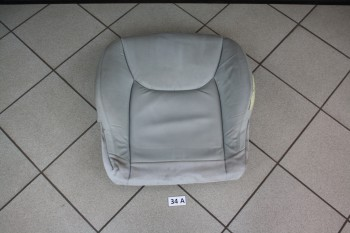 Mercedes W220 Leder Sitzfläche VL neongrau 2209100150