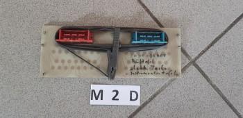 Original Renault MS1064 Spezialwerkzeug für Tachoprüfung 0000106400