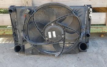 BMW E91 320D Kühlerpaket
