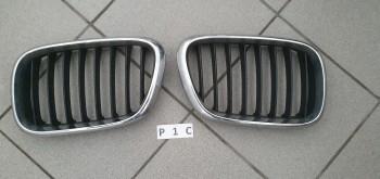 BMW X5 E53 Kühlergrill Ziergitter 8247674 / 8247673