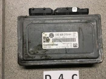 VW Polo 6R Bj.14 ECU Motorsteuergerät 03E906019AH