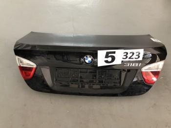 BMW E90 3ER HECKKLAPPE KOMPLETT