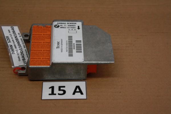 BMW 520i Bj.96 E39 Airbag Steuergerät 65.77-8369023
