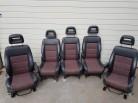 Ford Galaxy WGR II Innenausstattung Sitze