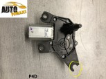 NEU original Opel Vivaro Scheibenwischer Motor Heckwischer hinten 91168206 - B-WARE -P4D