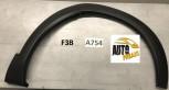 NEU original Citroen C5 Aircross Radlauf Verbreiterung VR 9816835277 F3B/A754