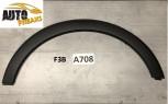 NEU original Opel Crossland X Radlauf Verbreiterung RH 13482343 F3B/A708