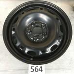 Stahlfelge 5J x 14 ET35 NEU original VW Polo Skoda Fabia Seat Ibiza 4250906813990