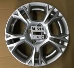 Alufelge neu original Ford 6Jx15H2 ET37.5, 4x108 Ford B-Max 2015 AY111007AC