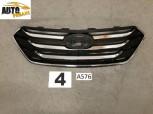 NEU original Hyundai Santa Fe III 2012- Kühlergrill Grill 86351 2W050 4/A576