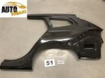 NEU original Opel Insignia B Seitenwand HL Seitenteil 39238646 51/A697