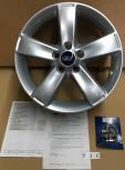 NEU Original Ford Galaxy S-Max Alufelge 7x17 ET55 / 7,0J x 17 - 1440630 - 6M2J1K007BB