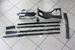 BMW 520I E39 Interierleisten Set schwarz