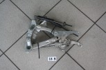 Mercedes W202/C180 Motorhaube Scharnier