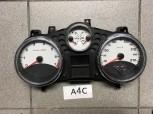 Peugeot 207 CC Tacho Kombiinstrument 9662904080