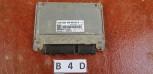 VW Fox 5Z Motorsteuergerät 03D906023B