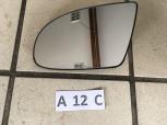 Opel Corsa B Original Spiegelglas vorne links 008062349
