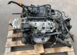 VW FOX MOTOR BMD MIT GETRIEBE MIT ANBAUTEILEN 147155 KM